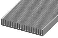 K163 - chladič 258mm
