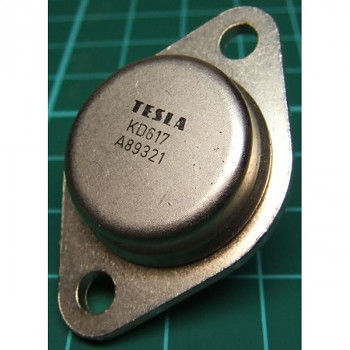 KD 617 - tranzistor