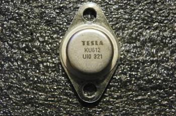 KU 612 - tranzistor