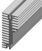 ZH 7505 - chladič 250mm