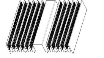 ZH 7771 - chladič 1000mm