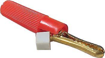 Krokosvorka 4mm - červená