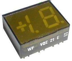 VQE 21 E - displej zelený